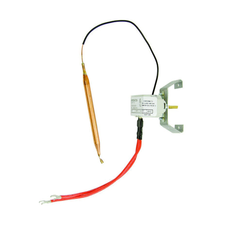 TPI Single Pole Single Throw (SPST) Line Voltage Thermostat for 5100 Series Heater Units - T5100