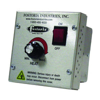 TPI Variable Heat Controller- 16.4 amps; Qtz Lamp & Tube - VHC32