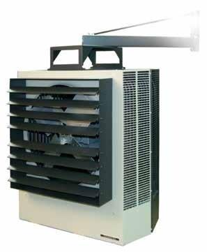 TPI Vertical Bracket for 60-100KW 5100 Series Suspended Fan Forced Unit Heater - V51100