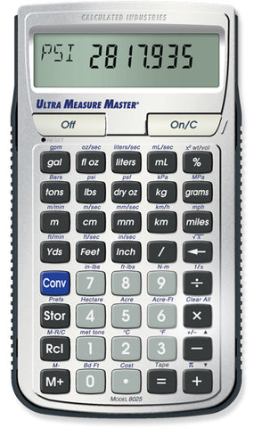 Calculated Industries Ultra Measure Master - 8025
