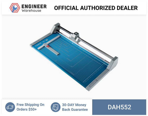 "Dahle, Professional Rolling Trimmer, Cut Length 20"", 552"