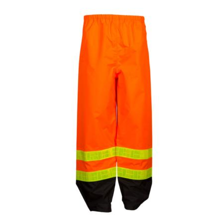 ML Kishigo Rainwear Storm Stopper Pro Rainwear - Large-XLarge -  Orange Pants - RWP101L
