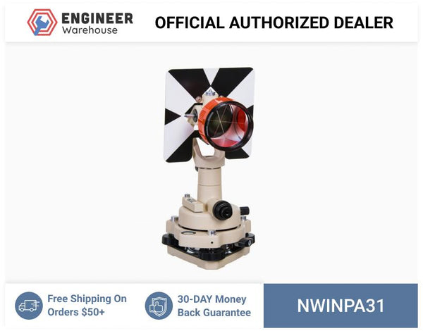 Northwest Instrument Nikon Compatible Single Prism Package - NPA31