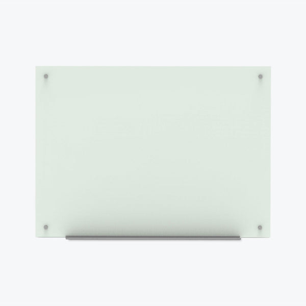 "Luxor Magnetic Wall-Mounted Glass Board 48""x36"" (Frosted) - WGB4836M"