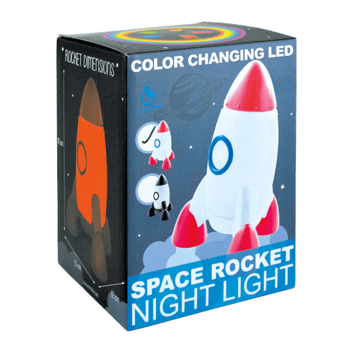 Rocket Night light