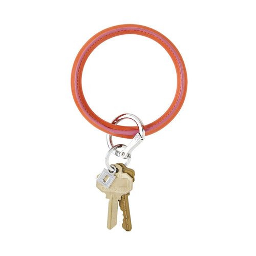 Big O Key Ring - Take Me Tangerine