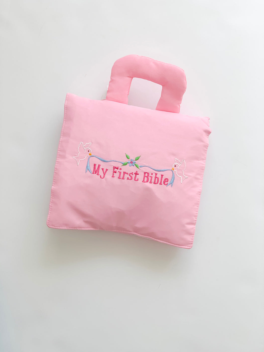 My First Bible-Book - pink