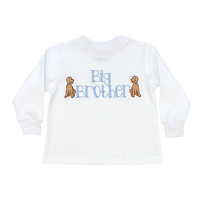 Big Brother Knit Tee - 4-6 Boys