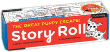 Load image into Gallery viewer, The Great Puppy Escape Story Roll