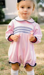 Perfect Day To Play Charleston L/S Bubble - Infant