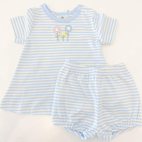 Just Ducky Knit Bloomer Set