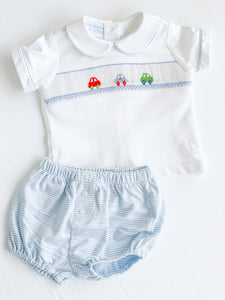 Cars Boy Diaper Set 420M