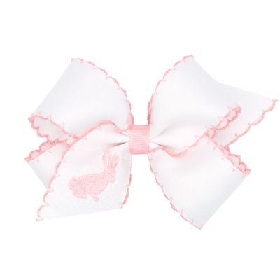Pink Bunny Hair Bow