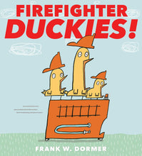 Load image into Gallery viewer, Firefighter Duckies!