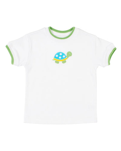 Short Sleeve with Turtle -infant