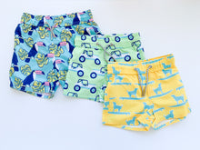 Load image into Gallery viewer, Surf Dog Swim Trunks