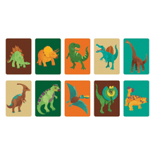 Load image into Gallery viewer, Game Cards To Go: Dino Snap