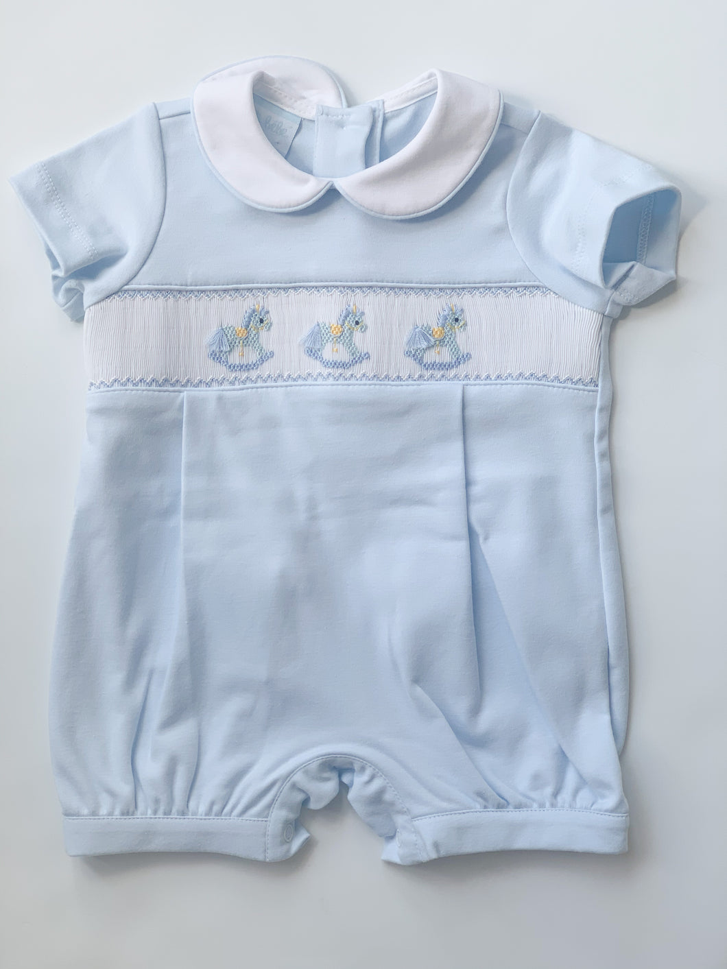Rocking Horse Knit Bubble-Infant