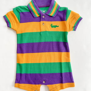Mardi Gras Traditional Shortall SS