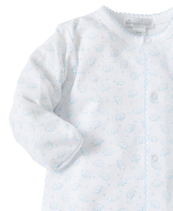 Ele-fun Conv. gown print-infant