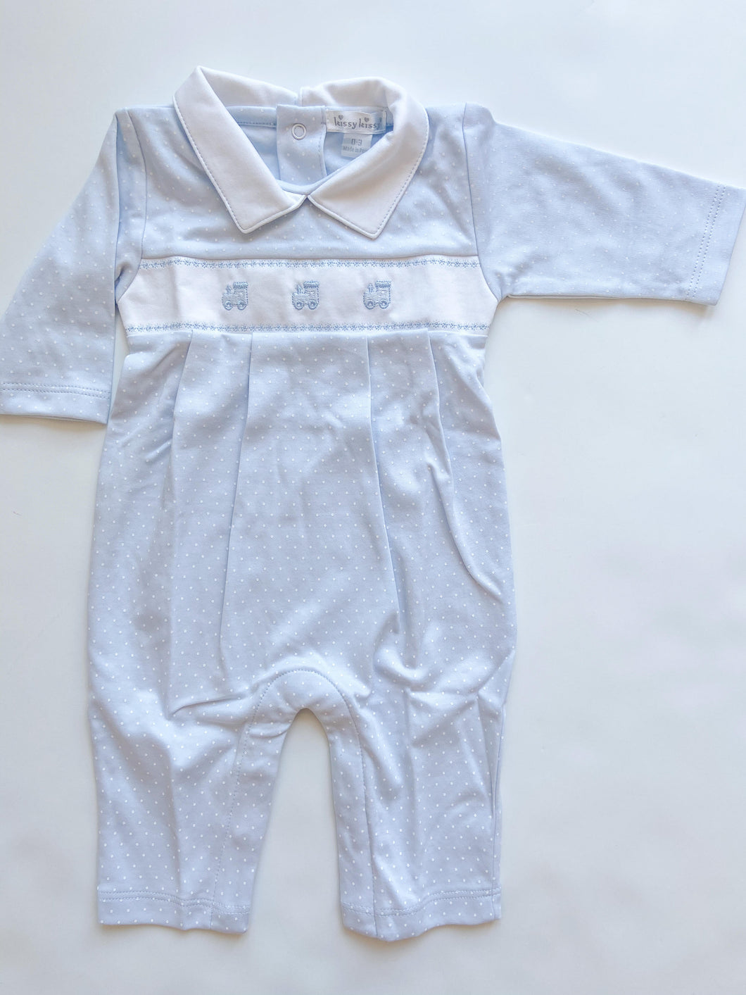 Class Treasurers Tractor Playsuit - Infant
