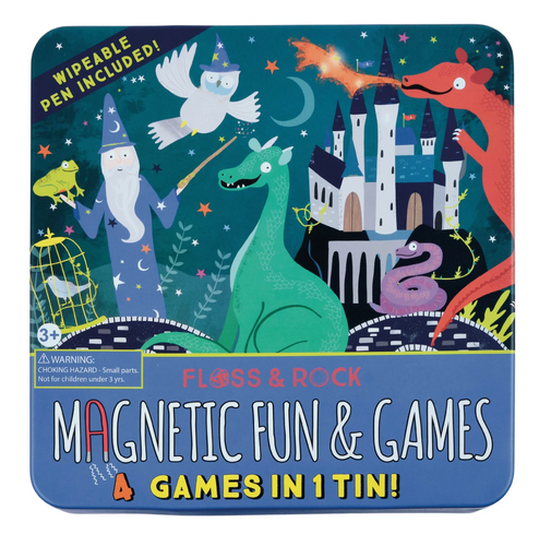 Magnetic Fun and Games Spellbound