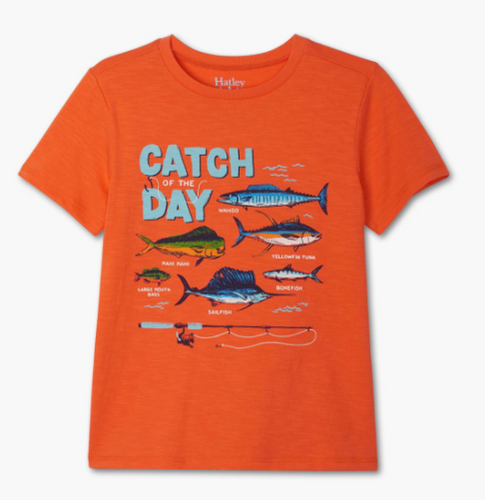 Catch of the Day Graphic Tee