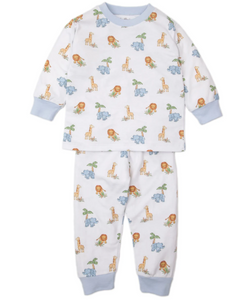 Jaunty Jungle Pajama Set - Infant