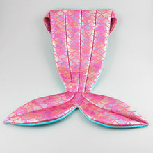 Load image into Gallery viewer, Dress up Mermaid Tail