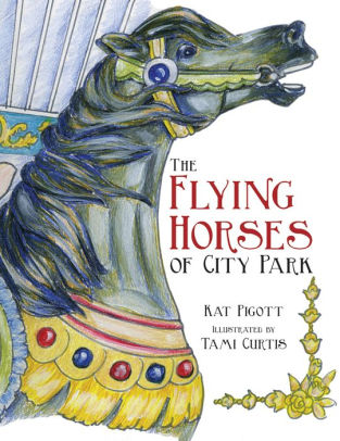The Flying Horses of City Park