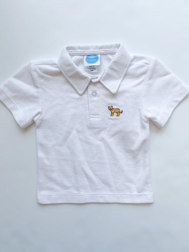 LSU Boys Polo - Toddler Boys