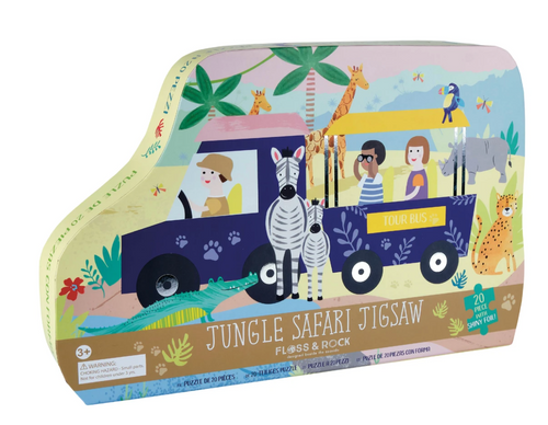Jungle Safari Jigsaw 20 PC Puzzle