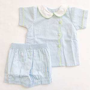 Blue Angel Short Set