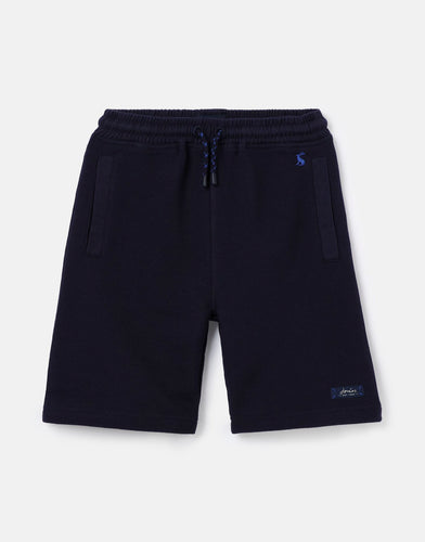 Jed French Navy Shorts
