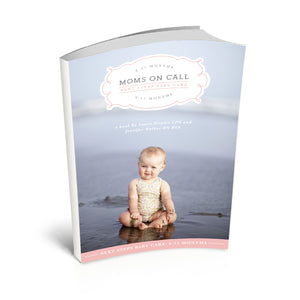Moms on call book - 6-15 months