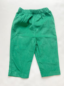 Kelly Green Boys Pants 326PB-Toddler Boys