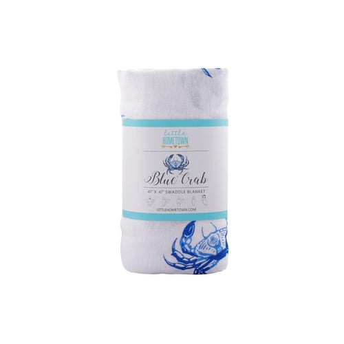Blue Crab Swaddle