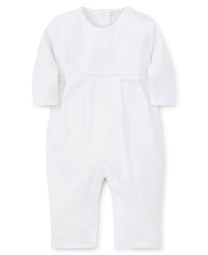 Special occasion playsuit emb-infant