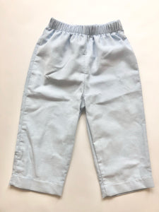 Lt Blue Cord Pant - Infant