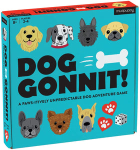 Dog Gonnit Game Board