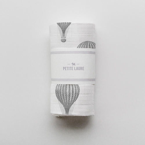 Hot Air Balloon Baby Swaddle