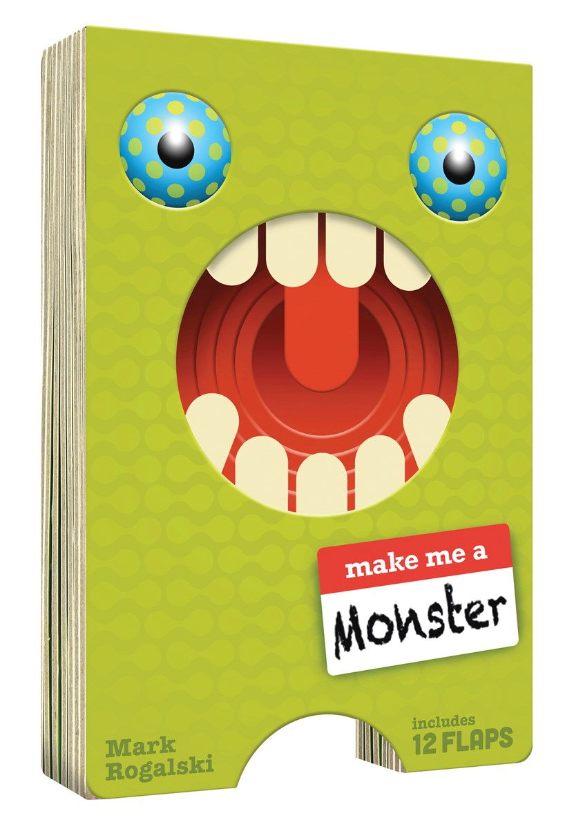 Make Me a Monster Board Book