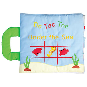 Under The Sea Tic Tac Toe Play Book