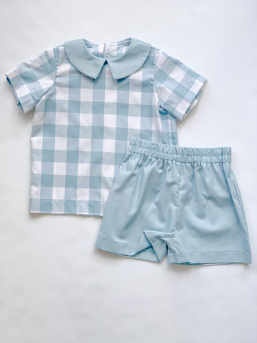 Fog Check Set-Toddler boys