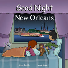 Load image into Gallery viewer, Good Night New Orleans
