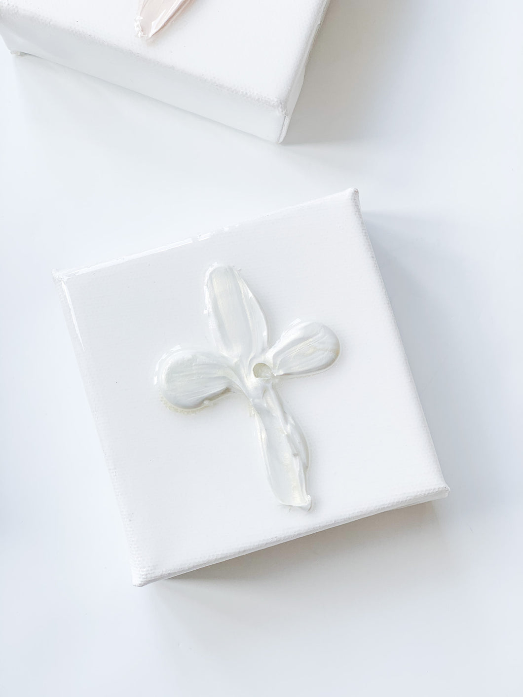 Cross on Canvas-Gifts