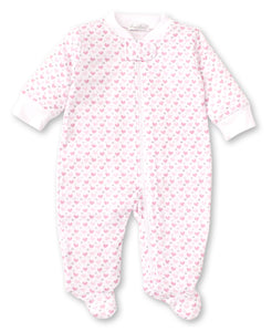 Shabby Sheep Footie-infant