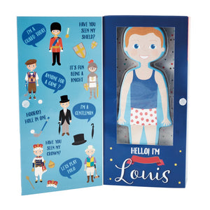 Doll Dress Up Louis