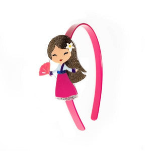 Cute Doll (Mulan) Headband
