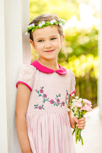 Load image into Gallery viewer, Pink Scarlett Dress-Toddler girls